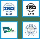 ベトナムITサービス-EDR/SOCサービスの各種認証