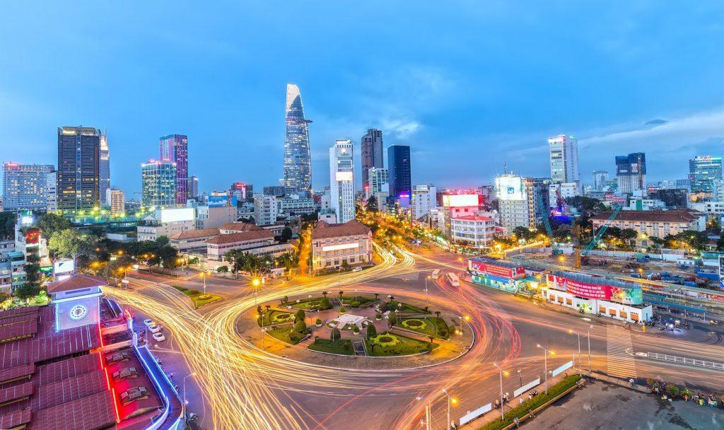 ベトナムの一番発展都市「ホーチミン市」
