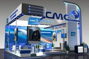 CMCが2021年に最も権威のある「情報技術通信企業」のトップ5にランクイン