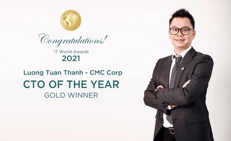 CTO of CMC Luong Tuan Thanh氏